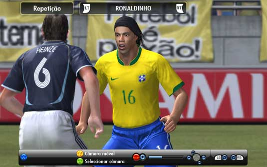 Demo de Pro Evolution Soccer 2008