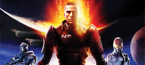 Mass Effect: Patch 1.01 + Bring Down the Sky