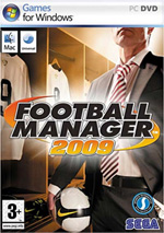 Capa de Football Manager 2009