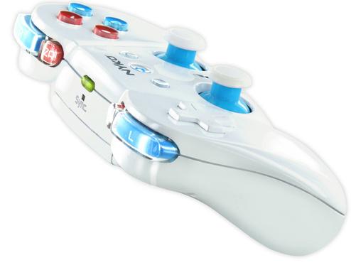 Nintendo lança novos controles para o Wii