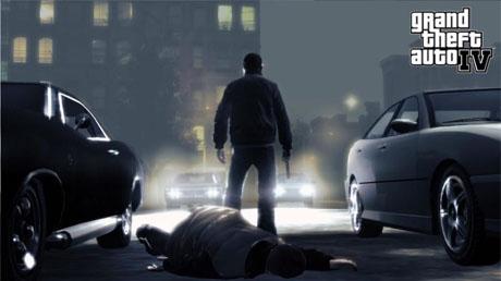 Melhor de 2008: Grand Theft Auto IV