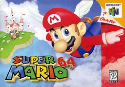Capa Super Mario 64
