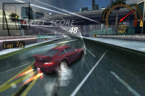 NFS Undercover para Iphone - 001
