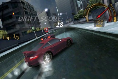 NFS Undercover para Iphone - 003