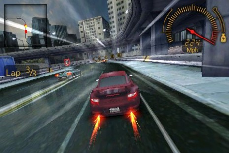 NFS Undercover para Iphone - 004