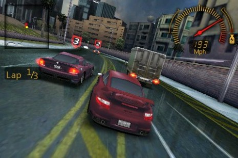 NFS Undercover para Iphone - 005