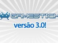 GameStick está de volta e cheio de novidades!